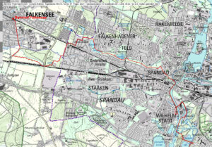 Berliner Polarnacht – Tagstrecke, Seite 1